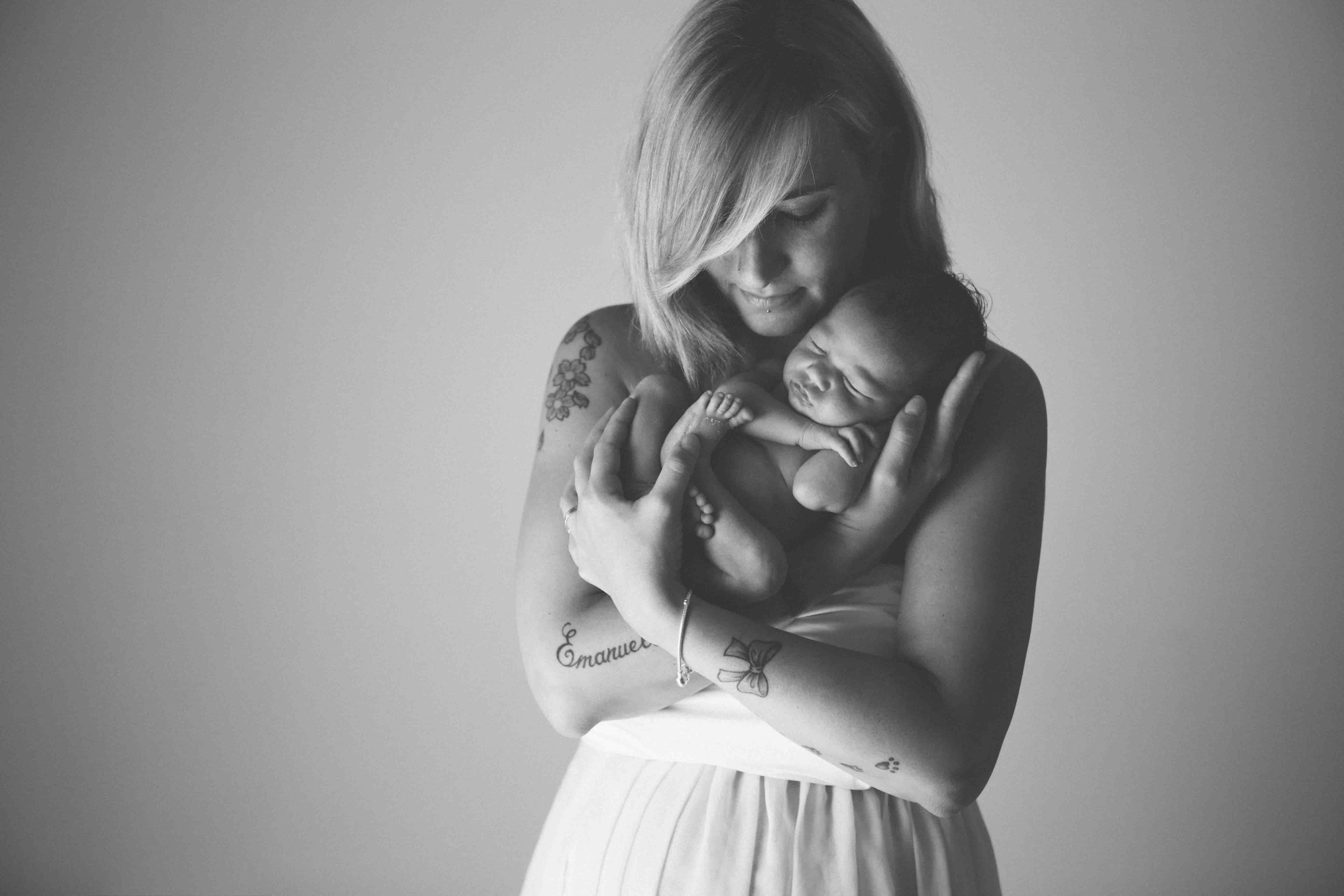 Portfolio immagini Newborn